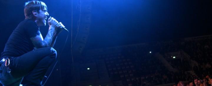 Billy Talent klubikiertueelle Suomeen