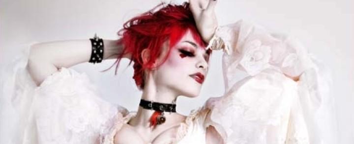 Emilie Autumn uuden levyn kanssa Suomeen