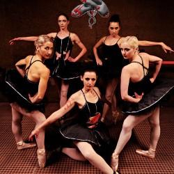 Brutaalia balettia Espooseen