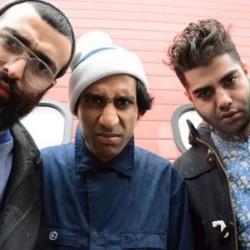 Blogosfäärin kuuma hip hop -nimi Das Racist saapuu ensi kertaa Suomeen