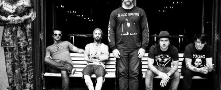 Metalcore-orkka Every Time I Die saapuu Suomeen, tsekkaa myös uusi video tulevalta levyltä