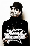 King Diamond kahdelle festarikeikalle