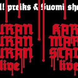Prkl! Preiks & Suomi Sheiks Duran Duran Duranin tahtiin
