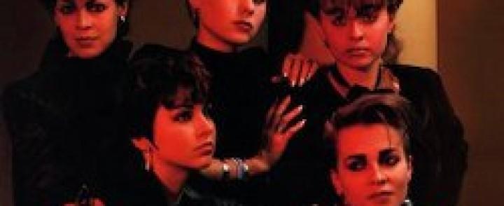 80-luvun feikkityttöbändi remasteroituna kokoelmana