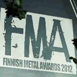 Turisas tyhjensi pöydän Finnish Metal Awardissa