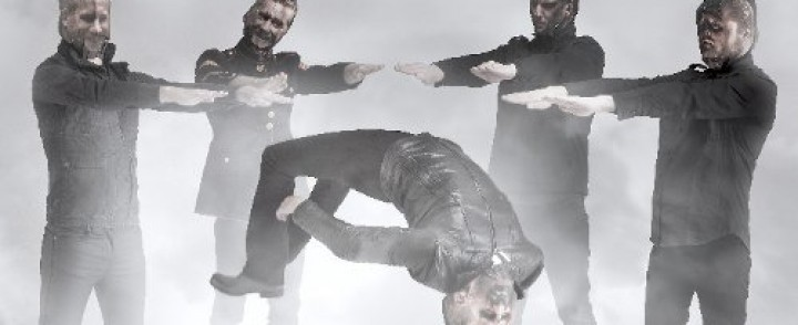 Blackjazzmetalliyhtye Shining saapuu Suomeen