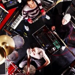 Drum 'n' bass -ryhmä The Qemist viikonloppuna Suomeen
