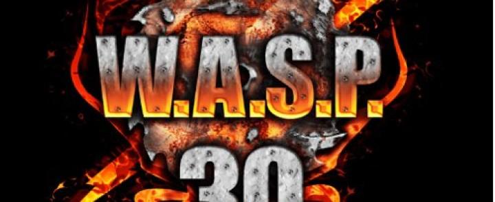 W.A.S.P. täyttää 30 vuotta ja juhlakeikat ovat kolmiosaisia spektaakkeleja