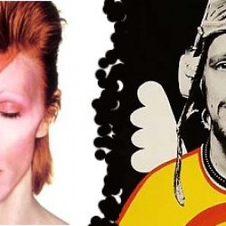 Bowie 40v, Loiri 50v – veteraanit juhlistavat julkaisujaan ja uriaan