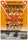 Roskilde tarjoilee vahvan stoner-kattauksen: Crowbar, Red Fang, Baroness, Weedeater ja Hank III