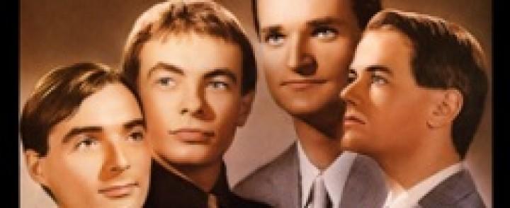 35 vuotta sitten – Kraftwerkin kanssa päättymättömällä junamatkalla