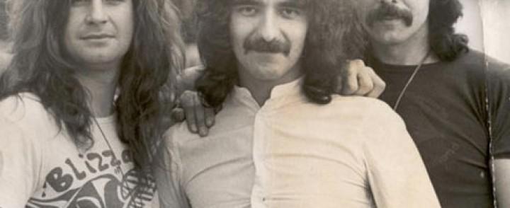 Black Sabbathin urpoilupäätös poistaa Bill Ward vanhoista kuvista innostaa muita artisteja
