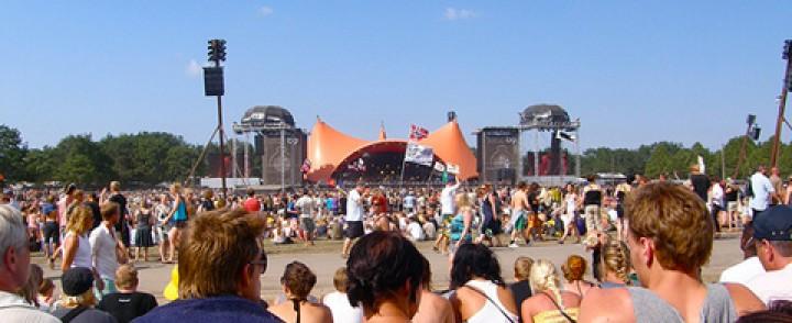Roskilde Festivalin valikoidut huiput