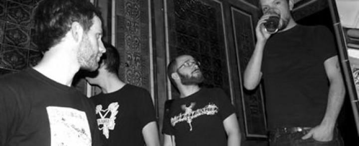Britti-HC-bändi The Amistad saapuu Suomeen