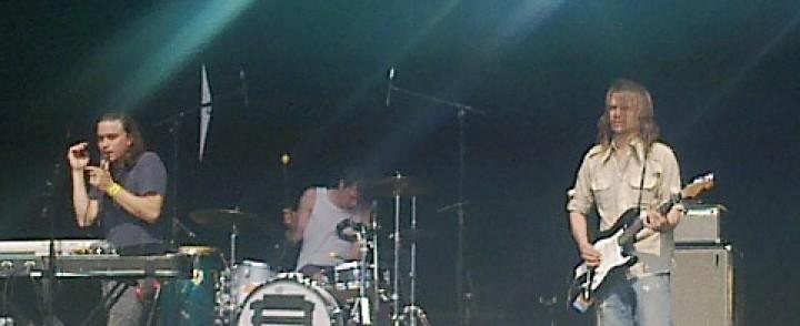 Ruisrock 2012 Refusedin tahtiin – ja olihan siellä muutama muukin bändi