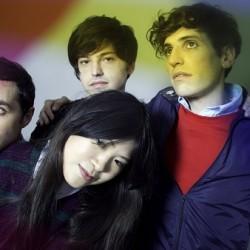 Indierockbändi The Pains of Being Pure at Heart Korjaamolle marraskuussa