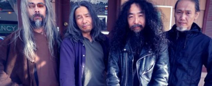 Japanilainen Acid Mother Temple kolmelle keikalle Suomeen