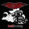 Helltrain : Death is Coming – Kuolonrockin Ponu-juna