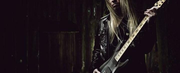 Nevermore-kitaristi Jeff Loomis tuo kiertueensa Suomeen
