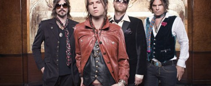 Rival Sons palaa Suomeen klubikeikoille