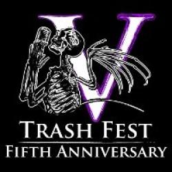 Trash Fest V rantautuu  Gloriaan lokakuussa, pääesiintyjänä Deathstars
