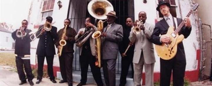The Dirty Dozen Brass Band Helsinkiin marraskuussa