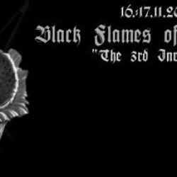 Black Flames of Blasphemyn kolmas herääminen tapahtuu Gloriassa