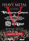 Porvoo Heavy Metal Weekendissä tarjolla myös ulkomaisia vieraita