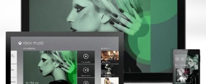 Microsoft lähtee musiikkibisnekseen Xboxilla