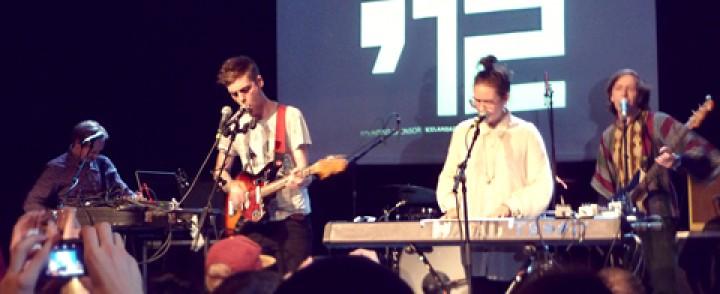 Sympaattisen kaupunkifestivaalin jäljillä – Iceland Airwaves 2012, osa 1