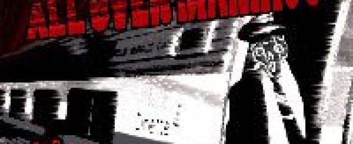 All Over Maniacs: Yöjunalla Helvettiin – juurevaa punklyriikkaa