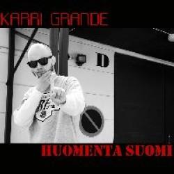 Karri Grande: Huomenta Suomi – Old school hip hoppia Helsingistä