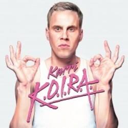 Karri Koira: K.O.I.R.A – Karrin siirappi on makeaa
