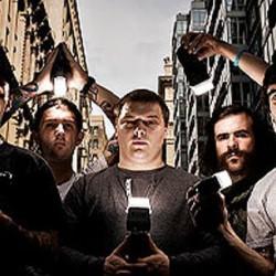 Hardcore-yhtye Blacklisted saapuu Suomeen