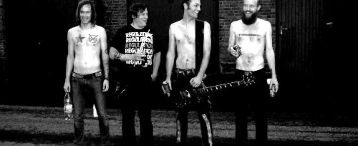 Ruotsalainen HC-punkkari AC4 saapuu minirundille Suomeen