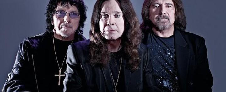 """Black Sabbathin paluualbumi """"13"""" ilmestyy kesäkuussa. Rummuissa Rage Against the Machinen ja Audioslaven Brad Wilk"""