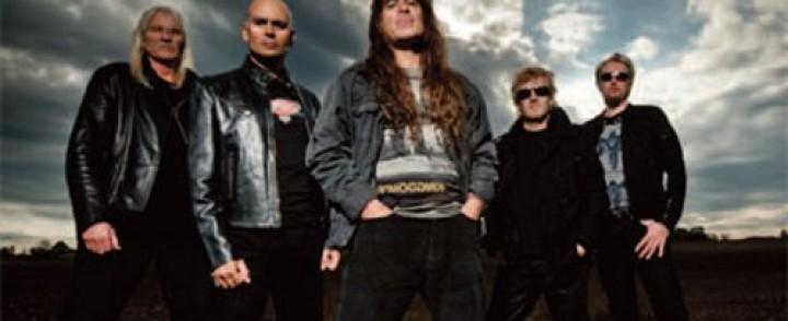 Maiden-basisti Steve Harrisin British Lion saapuu Suomeen