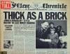 Ian Anderson luotsaa Jethro Tullin Thick as a Brick-kiertueensa Suomeen