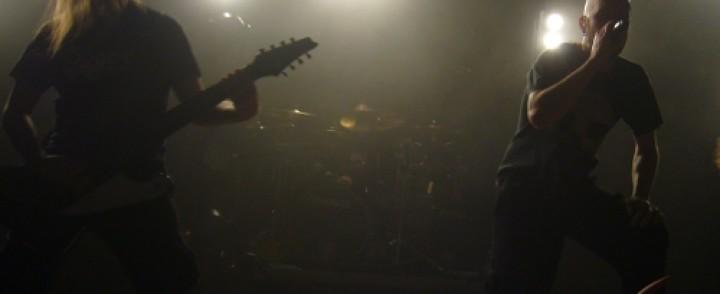 Meshuggah tarjoili selkäsaunat viimein myös klubiolosuhteissa
