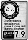 Kivestivaali täyttää jo kaksi vuotta, juhlissa mukana mm. Cleaning Women