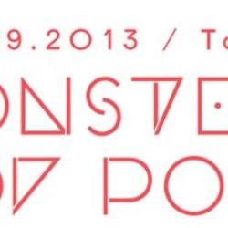 Monsters of Popin ohjelma valmis, juuri sopivasti festareiden avauspäivänä