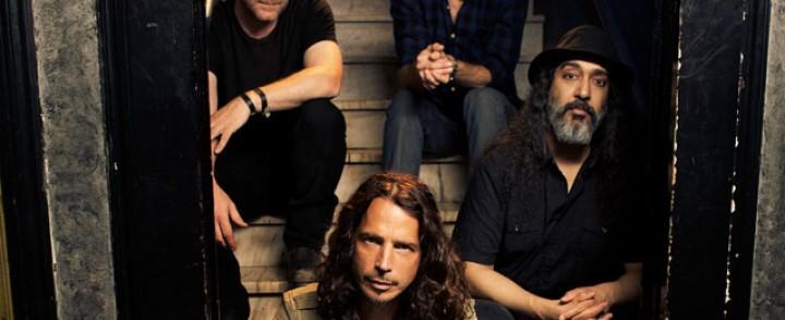Soundgarden starttaa Euroopan kiertueensa Hartwall-areenalta syyskuussa