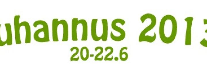 Juhannus 2013 – Paljon vanhaa, jotain uutta