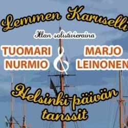 Hevarit ja räppärit yhdistyvät Helsinki-päivänä Lemmen Karuselliksi lavatanssien merkeissä