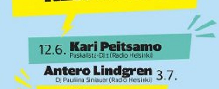 Radio Helsingin kesäklubi tarjoaa ilmaiskeikkoja Loosessa