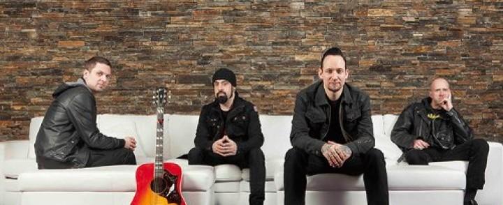 Volbeat palaa Suomeen jo marraskuussa, nyt jo Hartwall Areenalle