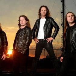 Australialainen hard rockin uudempi sanansaattaja Airbourne palaa Suomeen