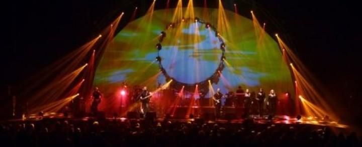 Pink Floyd -tribuuttishow Brit Floyd uudelleen Suomeen