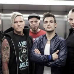 Ruotsalainen metalcore-yhtye Dead by April saapuu Suomeen