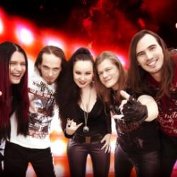 Dance metal -yhtye Xe-NONE Venäjältä saapuu minirundille